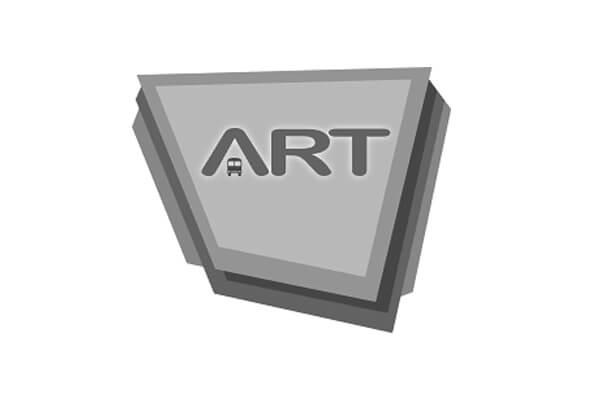 ART gray logo