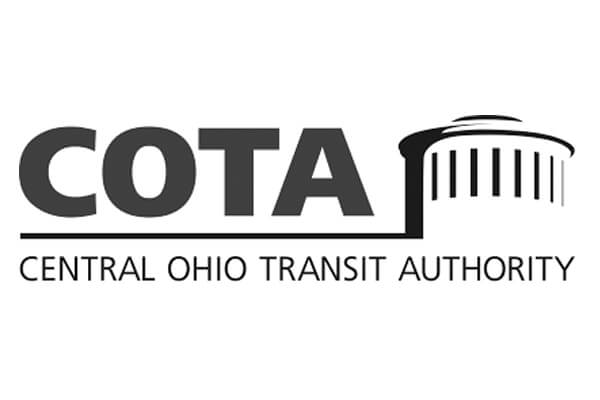 COTA (Central Ohio Transit Authority) logo
