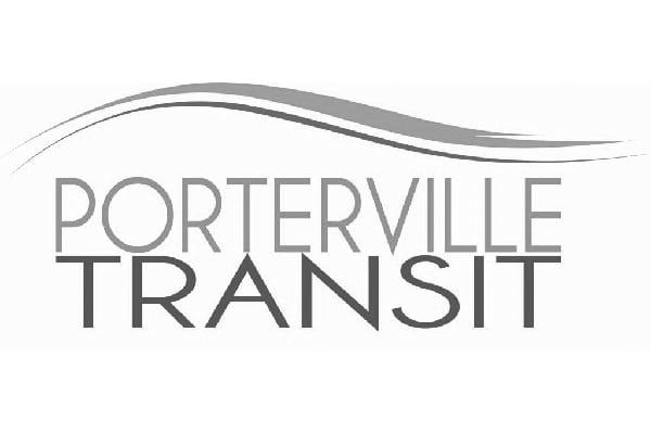 Porterville Transit logo