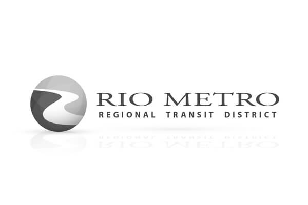 Rio Metro Regional Transit District logo