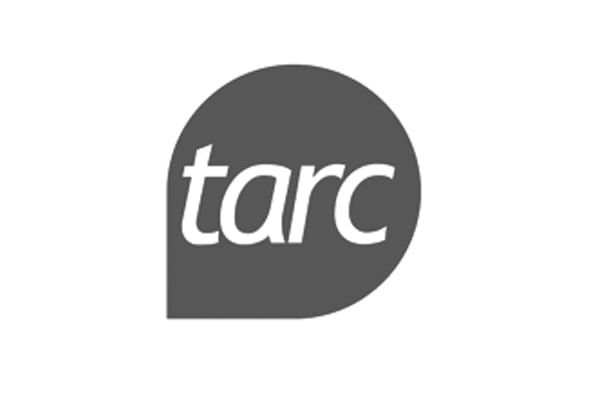 tarc gray logo