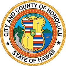 City of Honolulu seal logo