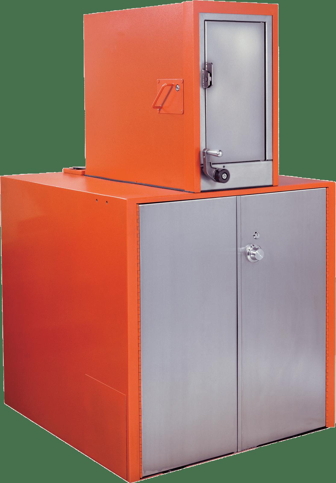 Genfare mobile vault system